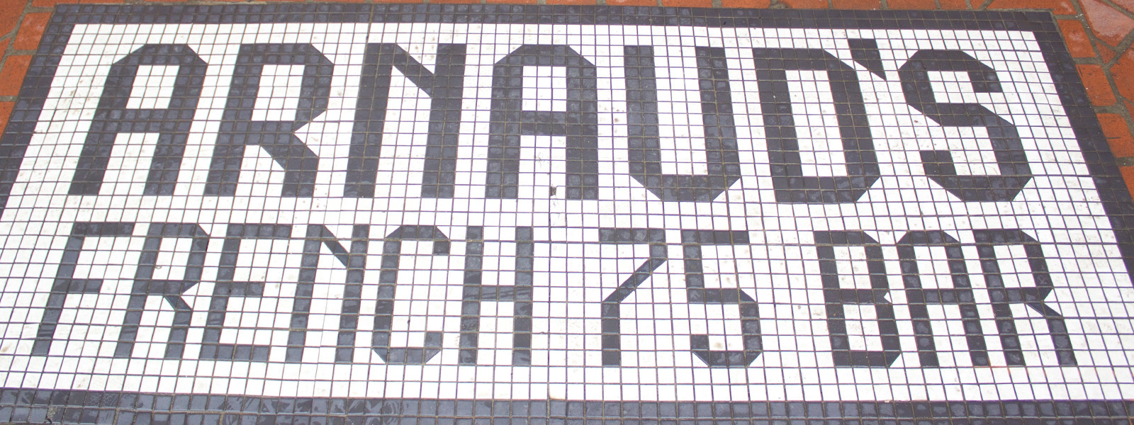 Mosaic Type From New Orleans