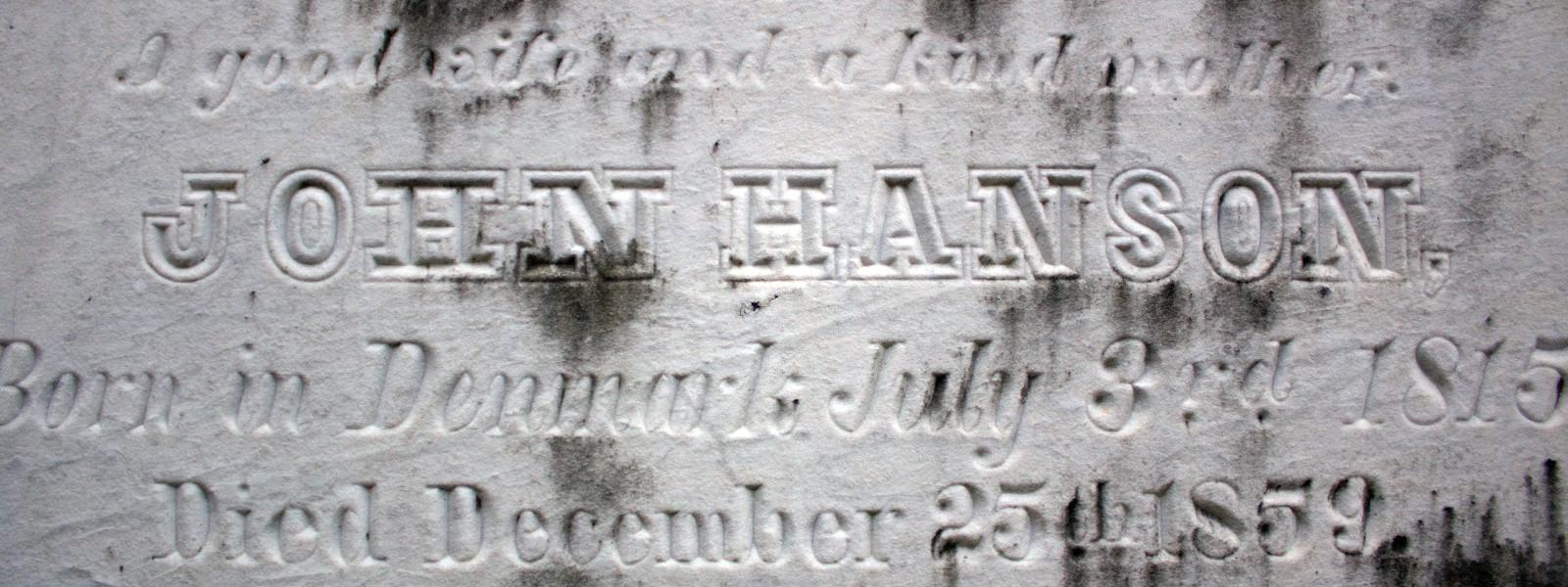 Lafayette cemetery found type.