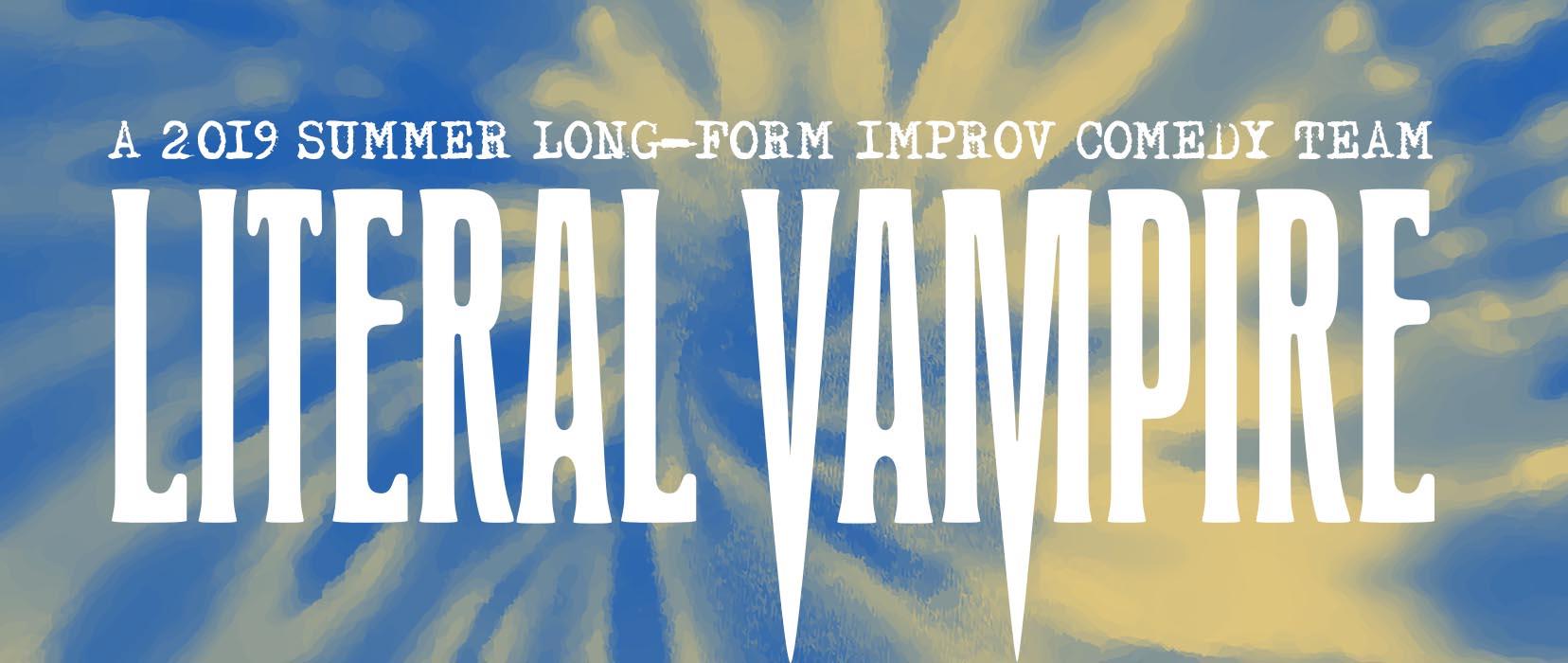 Literal vampire branding