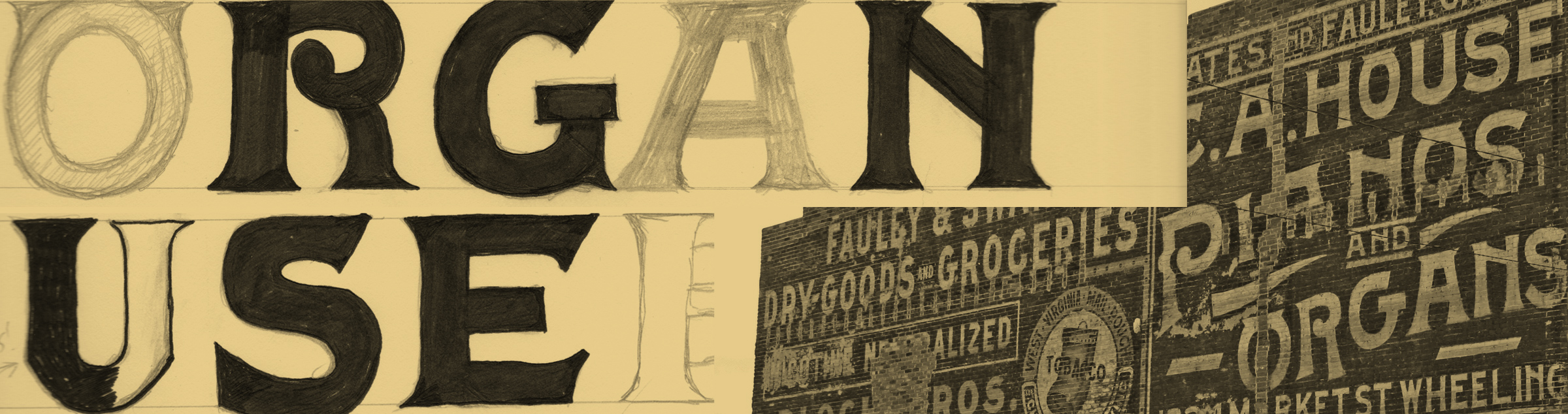 Creating a Typeface from an Old Source